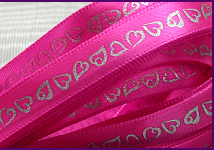 Ribbon by Rosettes