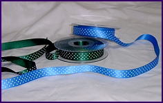 Ribbons/Spotted ribbon